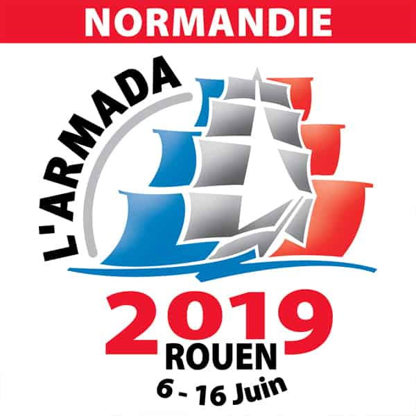 Армада Руана с 6 по 16 июня 2019