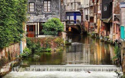 Понт-Одемер (Pont-Audemer)