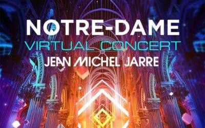 Concert de Jean-Michel Jarre